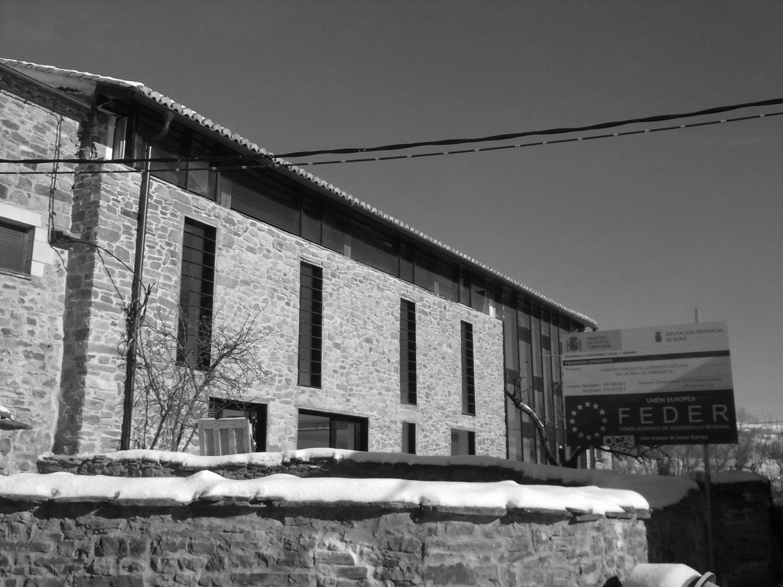 Casa del parque del Acebal